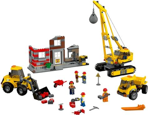 Demolition Site Lego 60076 City city 2015 brickset lego set guide and database