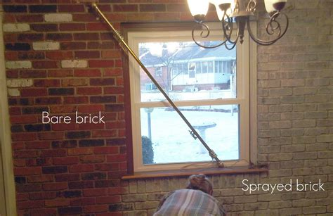 What Type Of Paint To Use On Brick Fireplace by Painting Bricks Is Easy The Creative