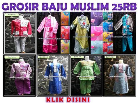 Grosir Baju Muslim Cipulir grosir baju anak murah cipulir kata kata sms
