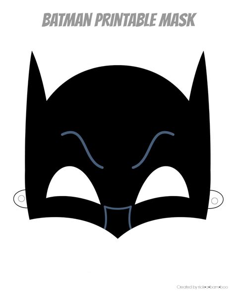 batman mask template batman mask template cut out pictures to pin on