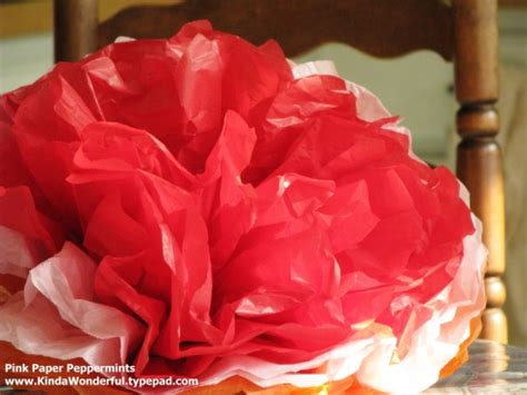 How To Make Mexican Paper Flowers - 31 crafty flowers in 31 days tutorials mexican