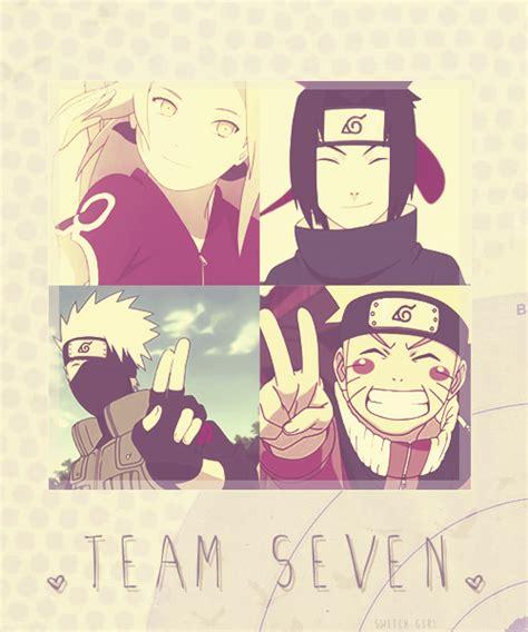 naruto team 7 clan tumblr team seven on tumblr