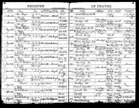 Records Of Deaths Missouri Digital Heritage Birth And Records