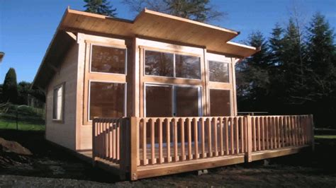 shed style roof house plans youtube