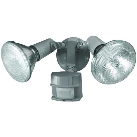 heath zenith 150 194 176 grey par motion sensing security light