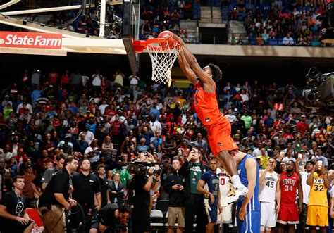 slam dunk how u s d ii devan douglas won the college slam dunk