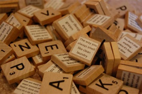 things to make with scrabble tiles the world s catalog of ideas