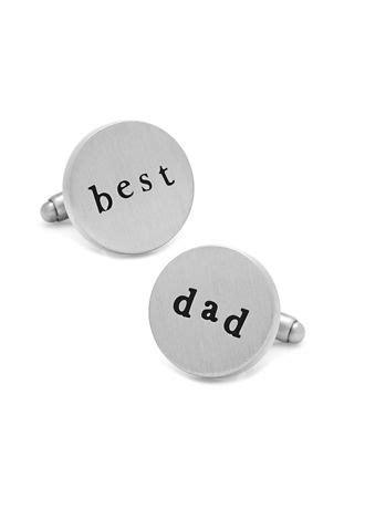 Best Dad Cufflinks   David's Bridal