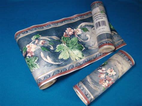 Wallborder Sticker Dinding B1017 vintage hippy shelf liner rolls flower power vinyl scalloped rolls royce sticker unique drawer