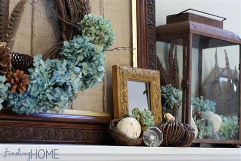 fall mantel decorating ideas 2013 fall mantel decorating step by step tips finding home