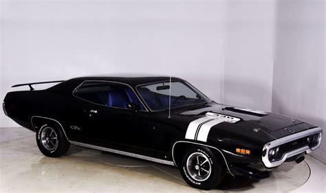 1971 Plymouth GTX   Volo Auto Museum