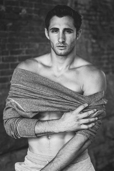 Male Model Moments: Meet Josh Truesdell - Daily Front Row