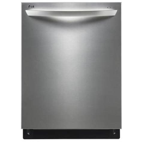 lg electronics top dishwasher with 3rd rack in