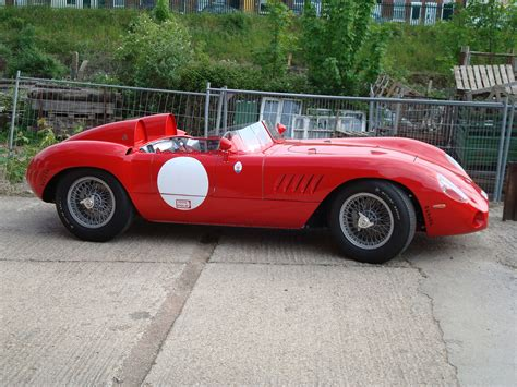 build maserati maserati 300 s recreation dls automobile