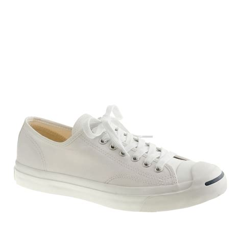 purcell sneakers lyst j crew unisex converse remastered purcell