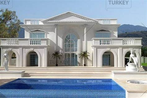 buy house turkey kas villa with private beach and exquisite design property turkey