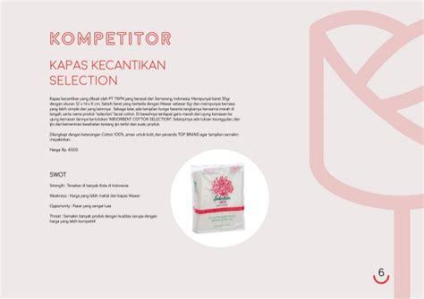 Selection Cotton 35gr kapas mawar ad manual book school work