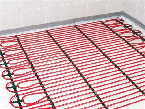 tubi riscaldamento a pavimento pannello radiante a pavimento by rehau