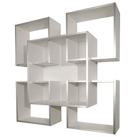 librerie da muro libreria da muro scaffale a parete moderno in legno tato