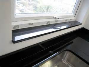 Black Window Sill Window Sills Gta Countertops