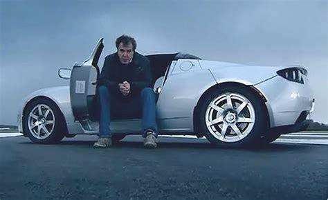 Clarkson Tesla Ol Friends Clarkson And Tesla To Meet Again In