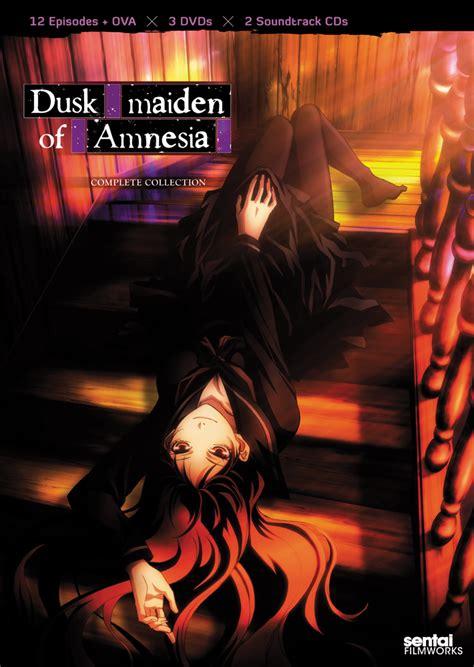 dusk maiden of amnesia dusk maiden of amnesia dvd soundtrack cd