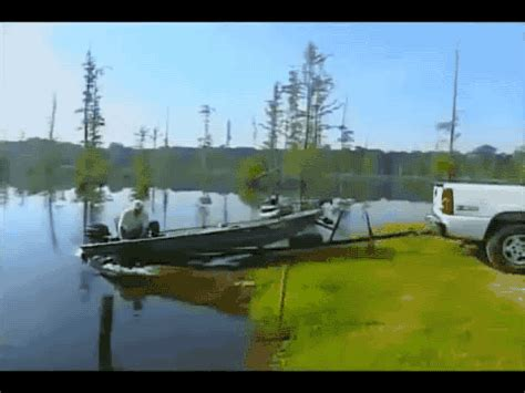 boat launch jokes 15 great fishing gifs you ll watch over and over and over