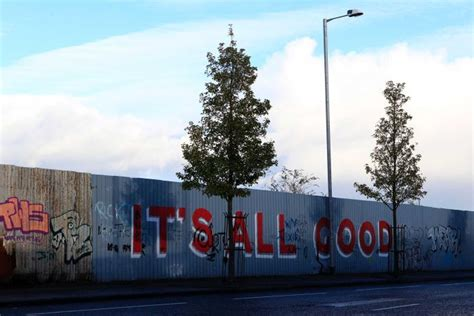 Soccer Wall Murals northern ireland s peace walls the great divide keeping