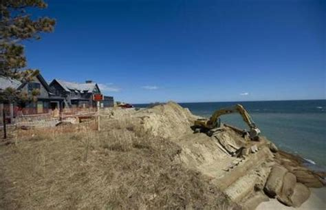 Chappaquiddick Island Residents A Never Ending Battle With Erosion Photo 8 Of 11 Pictures The Boston Globe