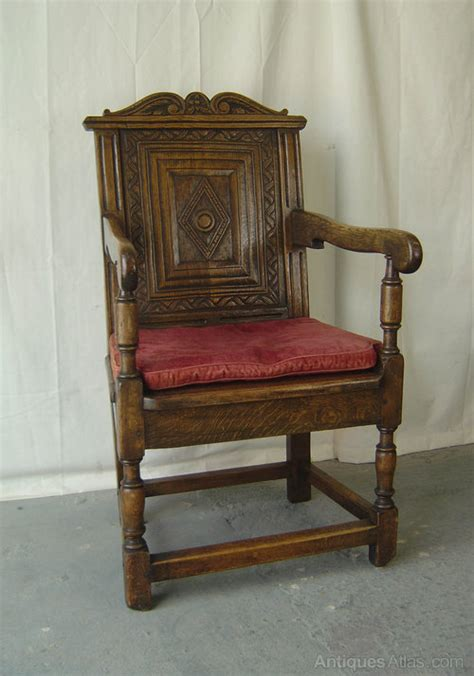 Wainscot Chairs For Sale by A 19th Century Oak Wainscot Chair Antiques Atlas