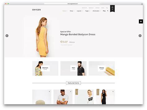 themes wordpress shop 52 awesome ecommerce wordpress themes 2018 colorlib