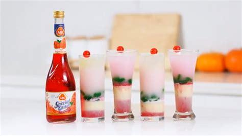 teks prosedur membuat es soda gembira resep es soda gembira menu buka puasa youtube