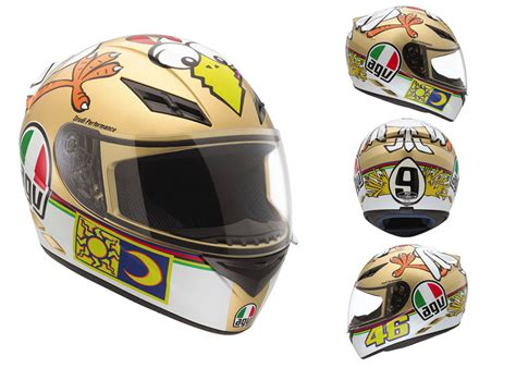 Helm Agv Chicken Agv K3 Collectie Vetteshit Scooternews Nl