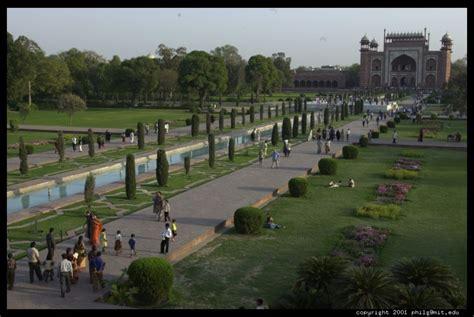 Taj Mahal Garden Layout Taj Mahal Garden Layout Garden Ftempo