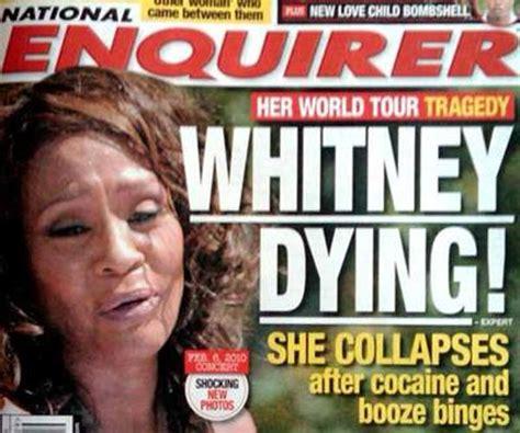 whitney another dead crackhead telling it like it is nevikipedine tiesa apie whitney houston mk ultra