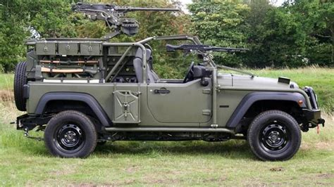 jeep wrangler army the army jeep is not dead it s just meaner and heavier