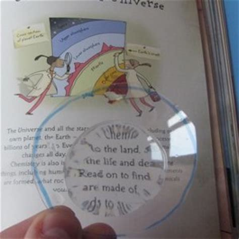 How To Make A Magnifying Glass Out Of Paper - make your own magnifying glass allfreekidscrafts