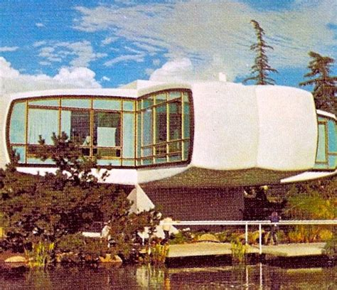 Monsanto House Of The Future by The Monsanto House Of The Future Samland S Disney Adventures