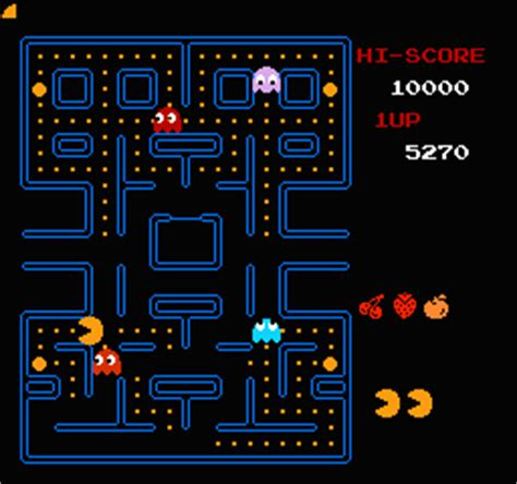 Two player pac-man online games