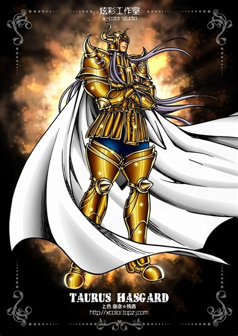 Saiya Taurus seiya gold taurus no aldebaran rasgado