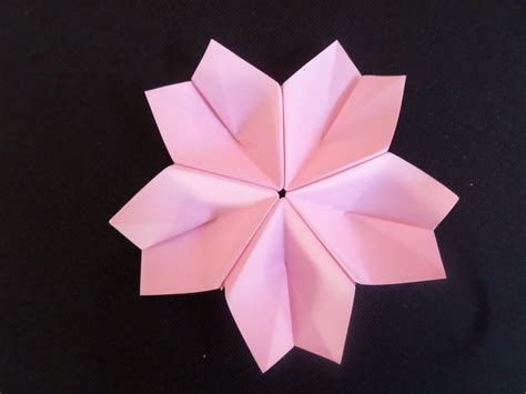 Flor Origami - pin origami flor pictures on