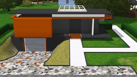 Home Depot Bathroom Design Ideas Sims 3 Small Modern House Best House Design Nice Sims 3