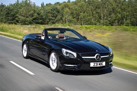 mercedes convertible my 2015 mercedes benz sl roadster gets uk pricing