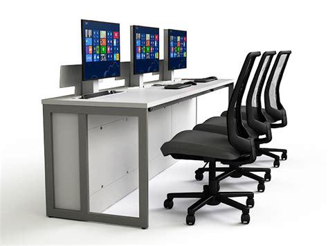 Integrated Computer Desk Zioxi P1 Computer Desk Zioxi