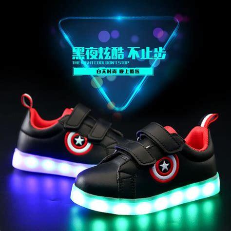 Umpan Luminous Captain 35 popular captain america shoes buy cheap captain america shoes lots from china captain america