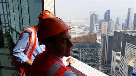 In Qatar Petroleum For Mba by Visite De Qatar Petroleum District Par L Ambassadeur De