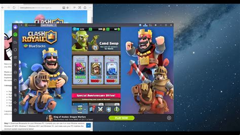 royal pc clash royale pc windows xp