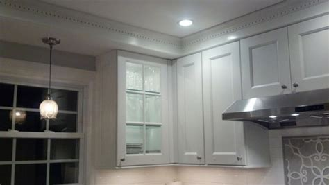 Molding On Kitchen Cabinets Advice For Hiding Soffit