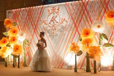 Wedding Backdrop Design Hong Kong by Kelvin Fourseasonshk My Wedding