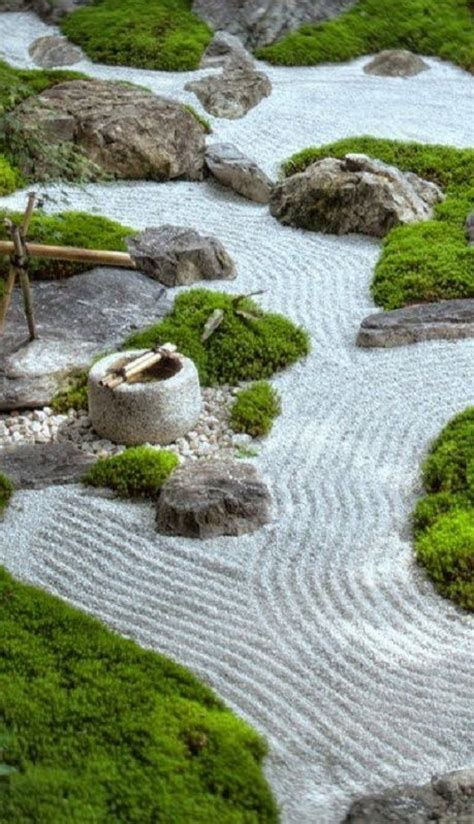 asian rock garden best 25 japanese rock garden ideas on